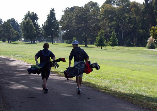 Brandon's First Golf Tournament