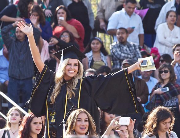 Brooke's Graduation Long Beach State